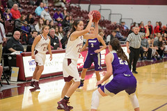 WBB-949 (Cumberland University Athletics) Tags: 201920 cumberland asbury basketball women