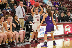 WBB-947 (Cumberland University Athletics) Tags: 201920 cumberland asbury basketball women