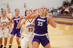 WBB-935 (Cumberland University Athletics) Tags: basketball women asbury cumberland 201920