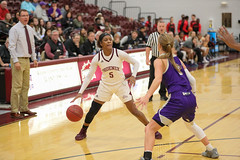 WBB-921 (Cumberland University Athletics) Tags: 201920 cumberland asbury basketball women