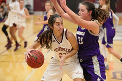 WBB-910 (Cumberland University Athletics) Tags: 201920 cumberland asbury basketball women