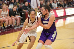 WBB-898 (Cumberland University Athletics) Tags: 201920 cumberland asbury basketball women