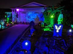 cemetery3 (Ricky Grove) Tags: yardhaunt halloween halloweendecorations