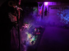 fog (Ricky Grove) Tags: yardhaunt halloween halloweendecorations
