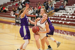 WBB-864 (Cumberland University Athletics) Tags: 201920 cumberland asbury basketball women