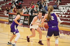 WBB-859 (Cumberland University Athletics) Tags: 201920 cumberland asbury basketball women