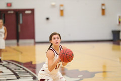 WBB-833 (Cumberland University Athletics) Tags: 201920 cumberland asbury basketball women