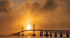 _K5A6485 2 (clement148) Tags: ys bridges sunrise fog
