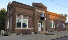 McIntosh County Bank (Zeeland, North Dakota) (courthouselover) Tags: northdakota nd banks mcintoshcounty zeeland greatplains northamerica unitedstates us dutchcommunitiesintheunitedstates