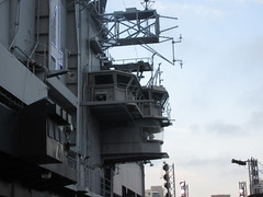 Air traffic control on the island (viktrav) Tags: uss midway aircraftcarrier ship sandiego airtrafficcontrol island