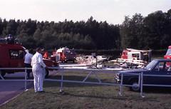 Photo of Musketeer crash