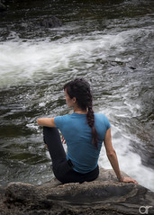 Offline (A.Reef (slow)) Tags: rapids rest watching beauty contemplation