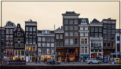 AMSTERDAM (01dgn) Tags: amsterdam holland hollanda nede niederlande netherlands noordholland travel sunset streetphotography cityscape city europa europe avrupa panorama canoneos700d