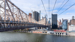 Roosevelt Island Tramway (20191117-DSC09732) (Michael.Lee.Pics.NYC) Tags: newyork skyline architecture skyscraper construction cityscape tram aerial eastriver tramway queensborobridge rooseveltisland sony fe24105mmf4g a7rm4