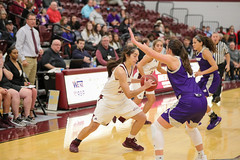 WBB-954 (Cumberland University Athletics) Tags: 201920 cumberland asbury basketball women