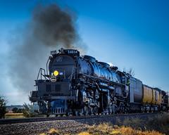 Union Pacific's Big Boy 4014 (Browtine1) Tags: union railroad steam locomotive big boy 4014 railroads trains pacific