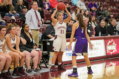 WBB-948 (Cumberland University Athletics) Tags: 201920 cumberland asbury basketball women