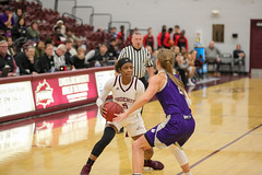 WBB-919 (Cumberland University Athletics) Tags: 201920 cumberland asbury basketball women