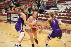 WBB-863 (Cumberland University Athletics) Tags: 201920 cumberland asbury basketball women