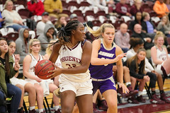 WBB-856 (Cumberland University Athletics) Tags: 201920 cumberland asbury basketball women