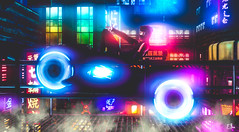 #Drune10kContest (ethan.perreault) Tags: secondlife sl drune bauhaus movement volthair neurolab cyber punk cyberpunk second life neons city