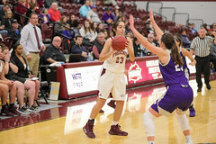 WBB-951 (Cumberland University Athletics) Tags: 201920 cumberland asbury basketball women