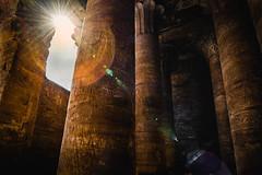 The Light Within (Trent's Pics) Tags: ancient edfu egypt egyptian hieroglyphs lifestyle ruins spiritual temple