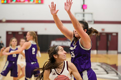 WBB-917 (Cumberland University Athletics) Tags: 201920 cumberland asbury basketball women
