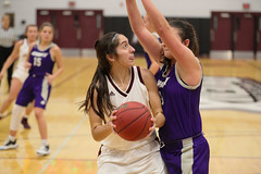 WBB-914 (Cumberland University Athletics) Tags: 201920 cumberland asbury basketball women