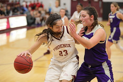 WBB-905 (Cumberland University Athletics) Tags: 201920 cumberland asbury basketball women