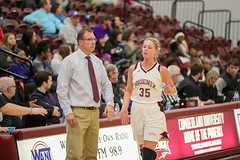 WBB-885 (Cumberland University Athletics) Tags: 201920 cumberland asbury basketball women