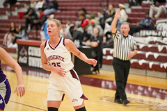 WBB-878 (Cumberland University Athletics) Tags: 201920 cumberland asbury basketball women
