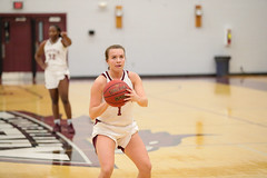 WBB-869 (Cumberland University Athletics) Tags: 201920 cumberland asbury basketball women