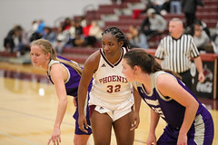 WBB-837 (Cumberland University Athletics) Tags: 201920 cumberland asbury basketball women