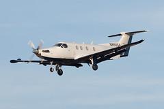 Advanced Air Pilatus PC-12 N850SA (jbp274) Tags: sba ksba airport airplanes pilatus pc12 bizprop advancedair