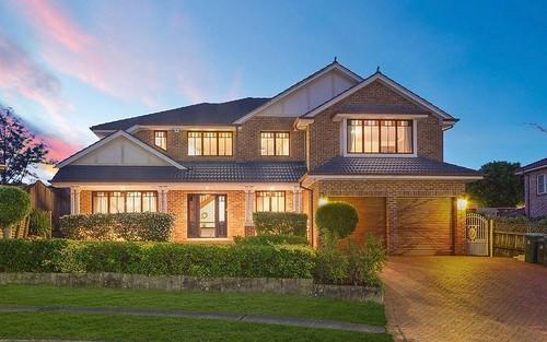 12 Amberlea Ct, Castle Hill NSW 2154
