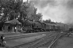 Turkey Railways - TCDD 0-8-2T steam locomotive Nr. 45.02 (Robert Stephenson Locomotive Works 3417 / 1911) (HISTORICAL RAILWAY IMAGES) Tags: train tcdd 082t steam locomotive rsh stephenson alsancak orc ottoman railway