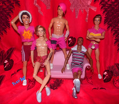 👬🌿Garotos amam rosa🌾💎 (FranBoy Monteiro) Tags: doll dolls toy toys boneco bonecos boneca bonecas cute pretty beauty love amor fashion fashionista fashionistas moda outfit clothes look model models gay gayguy guy boy fun diversão cool handsome awesome barbie ken pink pinkcolor rosa disneyprince disneydoll prince mikedoll mike