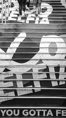 You Gotta Feel it (xrayman.dd) Tags: nyc nycsubway subwayexit