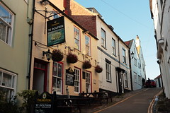 Ye Dolphin (Mike.Dales) Tags: yedolphin pub robinshoodbay street northyorkshire northyorkmoorsnationalpark england