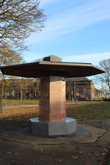 Queen Elizabeth II Field,Montrose_nov 19_582 (Alan Longmuir.) Tags: queenelizabethfield tayside montrose
