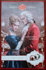 Mozart Kugeln (Helgoland01) Tags: mozart werbung advertisement badreichenhall bayern deutschland germany bavaria