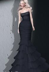 POISON ROUGE BLACK SWAN (Shena Neox) Tags: fashion gala black exclusive sense maitreya belleza slink poisonrouge opia