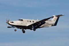 Surf Air (Advanced Air) Pilatus PC-12 N828SA (jbp274) Tags: sba ksba airport airplanes pilatus pc12 bizprop surfair advancedair