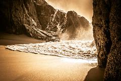 Agony... (Maksim Ileev) Tags: gray whale cove beach ocean sunset california pacifica montara highway1 pacific