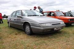 Citroen XM SE 2.0 L348WRH (Andrew 2.8i) Tags: festival unexceptional buckinghamshire middle claydon meet show coche voitures voiture autos auto cars car french executive hatch hatchback 20se se 20 xm citroen l348wrh