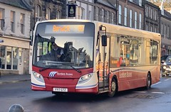 Borders Buses 11720 YY17 GTZ (18/11/2019) (CYule Buses) Tags: service60 bordersbuses wcm westcoastmotors enviro200 alexanderdennis alexanderdennisenviro200 yy17gtz 11720