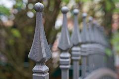 Fence (hermann.kl) Tags: köln cologne rheinauhafen zaun fence bokeh