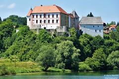 Ozalj, Croatia - Castle Ozalj (Marin Stanišić Photography) Tags: ozalj croatia castle karlovaccounty nikon d5500 colors