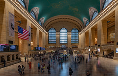 01201 is missing! (Aleem Yousaf) Tags: grand central station people frame prison runaway travel nikon d850 nikkor nyc wide angle busy motion blur big apple new york usa united states america city cityscape photography walk interior manhattan information flag stripes stars mta treason waiting room west balccony dinning concourse metlife building subway shutle tracks